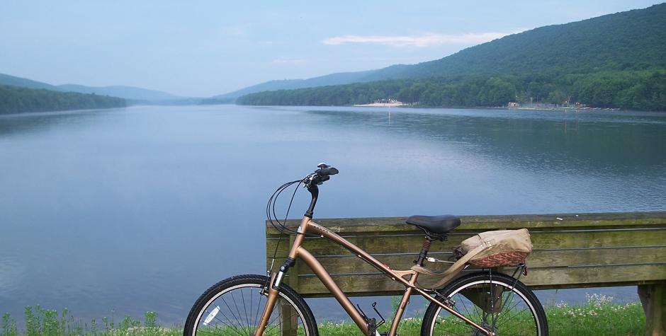 bike lake