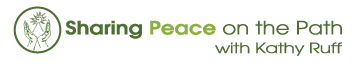 Sharing Peace on the Path Logo